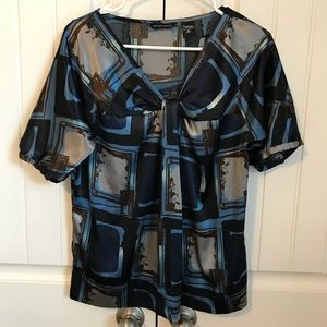 New York CO. Blouse S